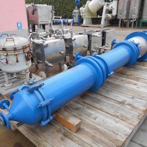 Evaporatore a strato sottile LUWA - Evaporatori usati