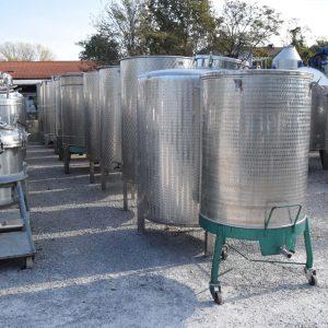 Serbatoi da 500 a 2000 litri