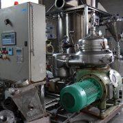 Centrifuga Westfalia HRA 50-06 - Centrifughe usate