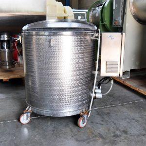 Fusore con resistenze - 300 litri