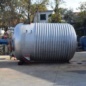 Reattore – 12450 litri