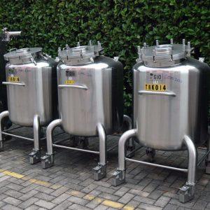 Serbatoi carrellati – 200 litri