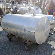 Serbatoi orizzontali - 270 litri