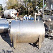 Serbatoio orizzontale – 950 litri