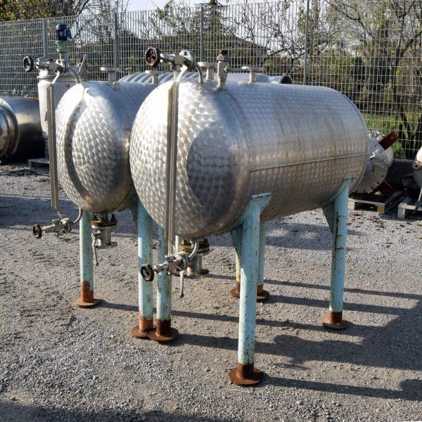 Serbatoi orizzontali – 280 litri