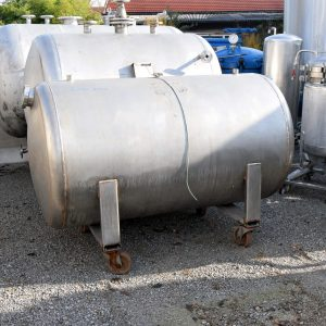 Serbatoio orizzontale – 1200 litri