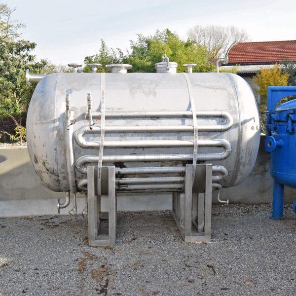 Serbatoio orizzontale – 2000 litri