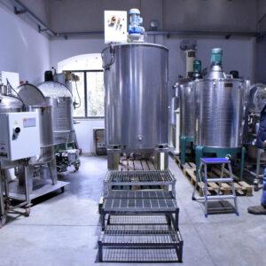 Serbatoio completo di resistenza 300 litri