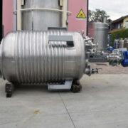 reattore acinoxa, 3000l