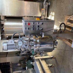 turboemulsore laborall, 10 litri